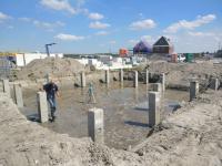 Start bouw vrijstaande woning Pieter Zeemanstraat