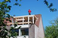 Dakopbouw op woning ,Gildemark 173, Almere