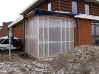 Aanbouw aan woning + dakkapellen ,Kompas 24, Almere