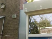 Aanbouw tussen woning en berging ,Keiwierde 145, Almere