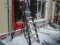 Aanbouw aan achterzijde woning ,Julistraat 76, Almere