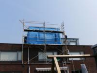 Dakopbouw op woning ,El Grecostraat 102, Almere