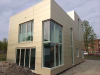 Nieuwbouw vrijstaande woning ,'s Gravendijkdreef 1, Amsterdam