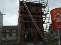 Nieuwbouw IbbA woning ,Schotlandstraat 57, Almere