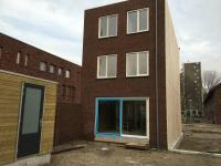 Nieuwbouw hoekwoning ,Inlaagstraat 2, Amsterdam