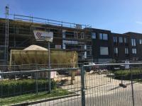 Nieuwbouw 4 woningen ,Stopperknoop, Almere
