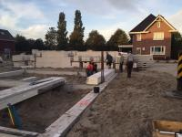 Nieuwbouw 4 IbbA woningen ,Sprenglaar 142-148, Almere