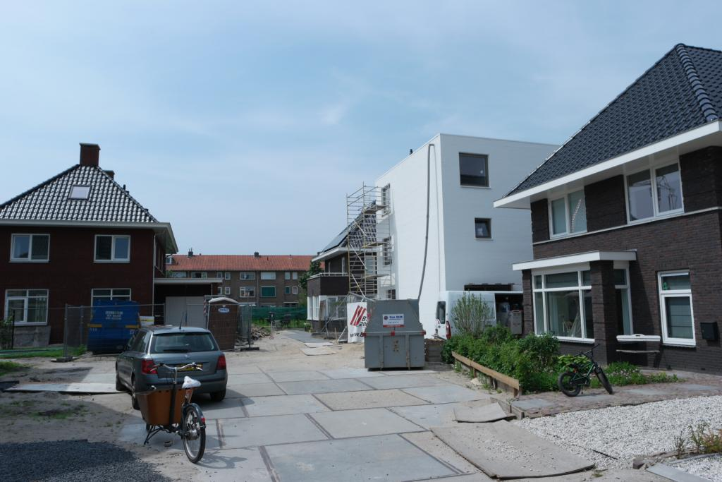 Bouw 2000 nieuwbouw vrijstaande woning anna 39 s hoeve jan for Woning hilversum