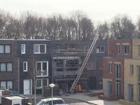 Nieuwbouw 2 woningen ,Maria Montessori, Amsterdam