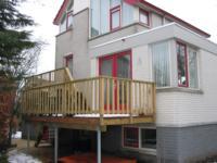 Kelder met opbouw en veranda ,Frescobaldistraat 27, Almere