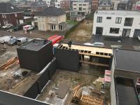 Nieuwbouw 2 woningen HKW ,Zeussingel, Almere