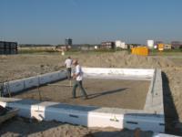 Nieuwbouw casco woning ,Tinastraat 8, Almere