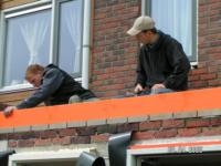 Aanbouw aan woning ,Zaterdagstraat 19, Almere