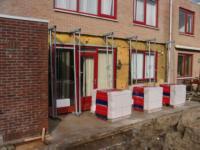 Aanbouw aan achterzijde woning ,Jan van Eyckstraat 2, Almere