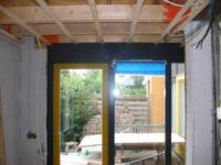 Uitbreiding met sedumdak (beplanting) en herindelen bestaande woning ,Humphrey Bogartstraat 8, Almere