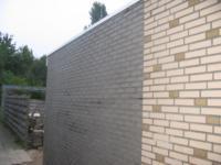Uitrbeiding en verbouwing woning ,Danslaan 28 en 28, Almere