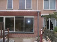 Aanbouw aan achterzijde woning ,Cornelis Vlotstraat 11, Almere