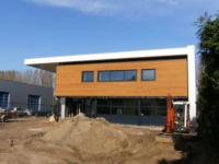 Nieuwbouw kantoor met loods ,Kweekgrasstraat 36-38, Almere
