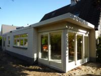 Aanbouw aan woning ,Cobrastraat 19, Almere