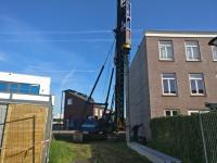 Start bouw Marco Poloroute Almere