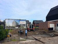Start bouw vrijstaande woning Nobelhorst