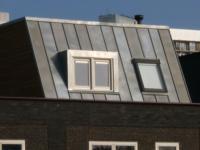 Dakopbouw op woning ,Krombekstraat 206, Amsterdam