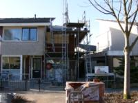 Dakopbouw op woning ,Andantestraat 15, Almere