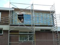 Dakopbouw op woning ,Middelburgweg 7, Almere