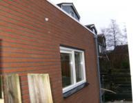 Aanbouw zijkant woning ,Moergestelstraat 10, Almere