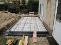 Uitbreiding en verbouwing woning ,Damveld 25, Almere