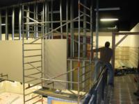 Interne verbouwing bedrijfsruimte ,Brouwerstraat 10, Almere