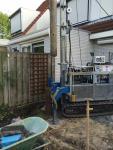 Aanbouw en verbouwing woning en garage ,Ebbekruidstraat 10, Almere