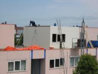 Dakopbouw op woning ,Rougestraat 23, Almere