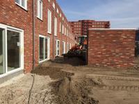 Nieuwbouw 10 woningen ,Getijenveld Blok D, Amsterdam