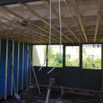 Dakopbouw op garage ,Chamoisstraat 13, Almere