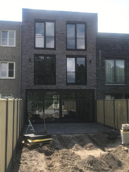 Nieuwbouw woning ,Saturnussingel 244, Almere