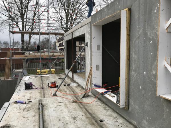 Nieuwbouw 2 woningen ,Dubbellink kavel 15 en 16, Amsterdam