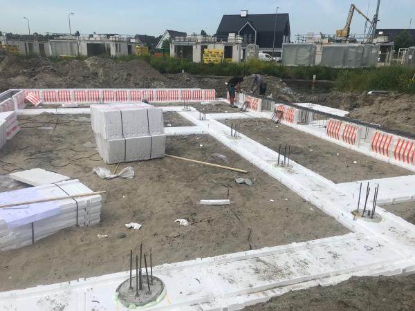 Nieuwbouw vrijstaande woning ,Laantje van Bruijn 53, Blaricum