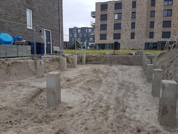 Nieuwbouw casco woning ,Wimpelplantsoen 219, Almere