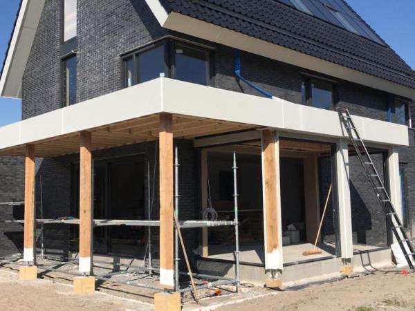 Nieuwbouw vrijstaande woning ,Sloterweg 1015, Amsterdam