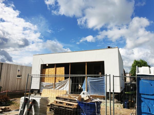 Nieuwbouw vrijstaande woning met kelder ,Bacchusstraat 15, Almere