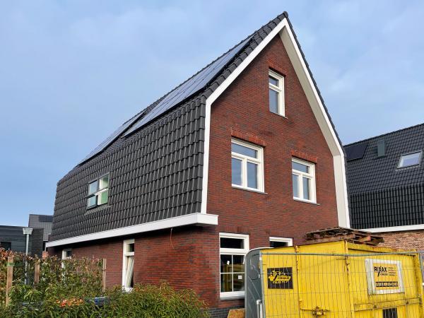 Nieuwbouw vrijstaande woning ,Lev Landaustraat 21, Almere