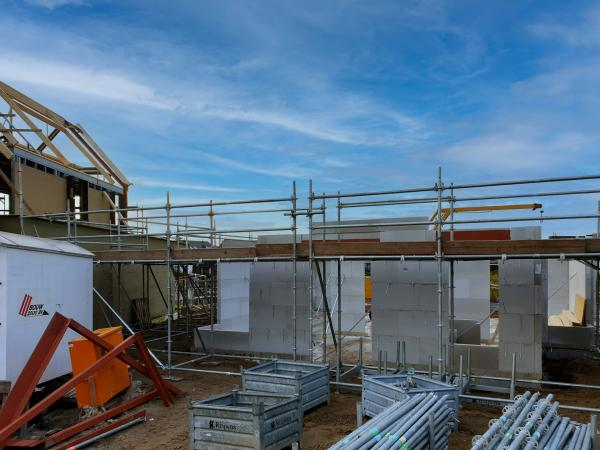 Nieuwbouw vrijstaande woning ,Jufferlaan 13, Blaricum