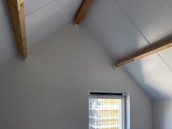 Nieuwbouw hoekwoning ,Ton van Duinhovenhof 1, Amsterdam