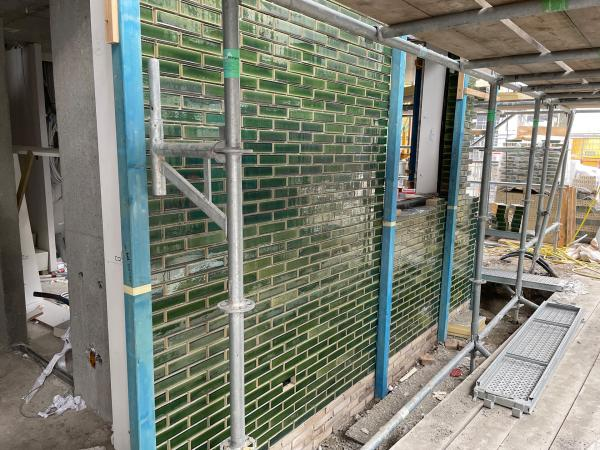 Nieuwbouw hoekwoning ,Lia Doranastraat 80, Amsterdam