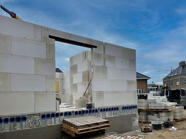 Nieuwbouw vrijstaande woning ,Medusastraat 2, Almere