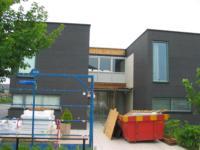 Dakopbouw op garage ,Lucebertstraat 1, Almere