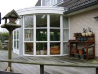 Uitbreiding woning met serre en veranda ,Bonte Kraailaan 3, Almere