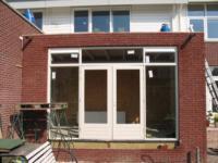 Aanbouw aan achterzijde woning ,Constant Permekehof 18, Almere