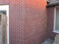 Aanbouw aan achterzijde woning ,Multatuliweg 39, Almere